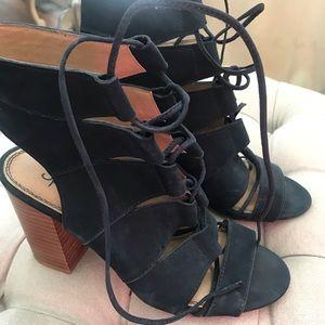 Splendid block heels
